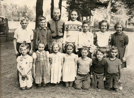 Hamlet School 1945-6