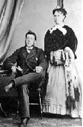 Tom and Ellen's wedding - Feb.1,1870