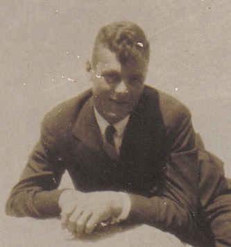 Walter Stanton circa 1927